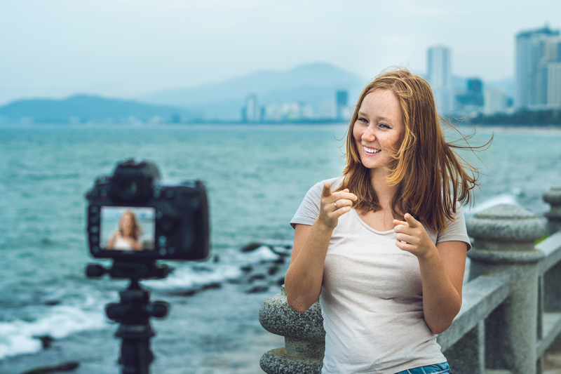 Is Video Blogging A Good Idea? Maybe Not...